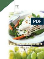 Alimentationequilibree