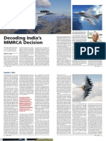 Decoding Indias MMRCA Decision