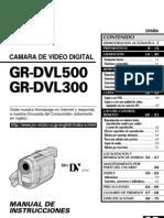 Manual Dvl300