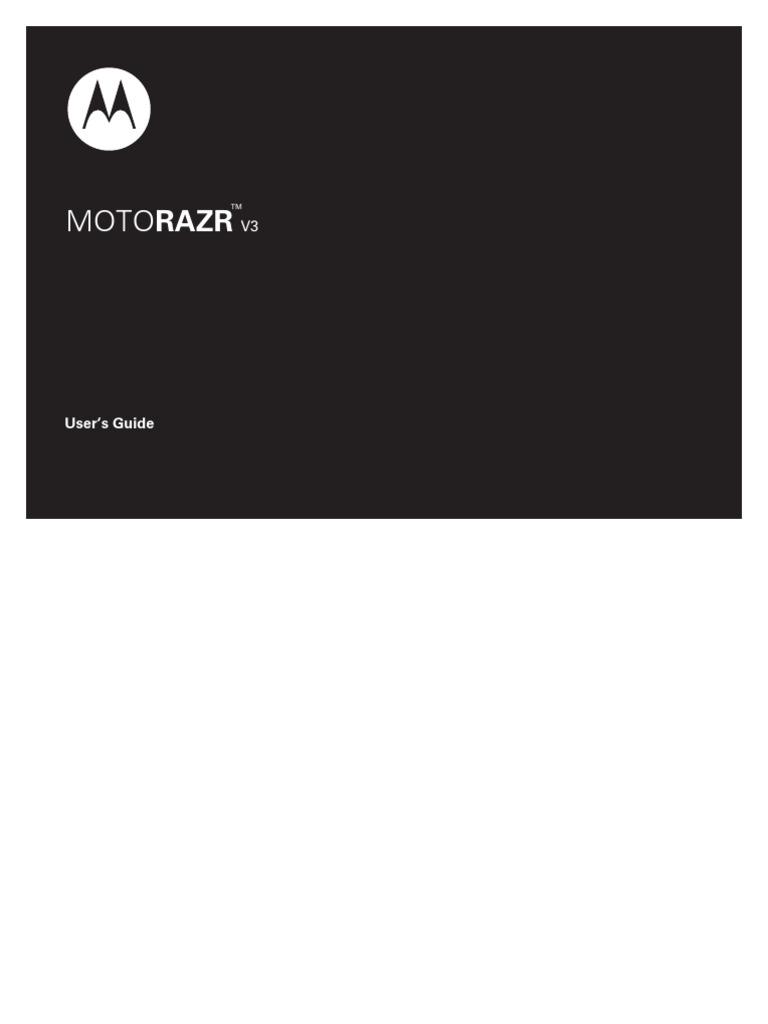 motorola razr v3 manual bluetooth general packet radio service rh scribd com Motorola V3a United States Motorola V3a United States