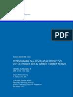 Its-undergraduate-8314-2100109024-Perencanaan Dan Pembuatan Press Tool Untuk Produk Metal Gasket Yamaha Nouvo