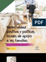 Parentalidad positiva y políticas locales de apoyo a familias