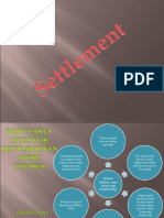 GSCE Geography Settlement