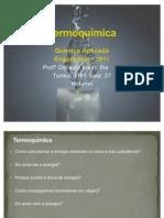 Termoquímica.....