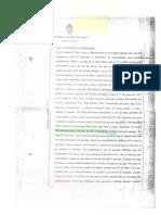 Declaración Testimonial de Beatriz Michelini (Caso Belsunce)