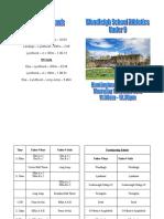 u9 Programme 2011