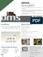 Brochura DMS Esquema UK