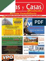 Revista Casas y Casas Junio 2011
