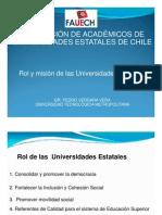 Pedro Vergara_ROL Y MISIÓN DE LAS UNIVERSIDADES DEL ESTADO