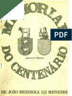 Memorial do Centenário de João Bezerra de Menezes