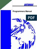 Manual Datamax