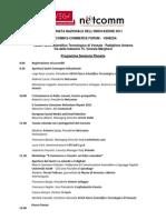 Il programma dell'ECommerce Forum e della giornata nazionale dell'innovazione
