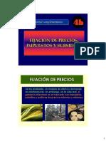 Unidad 4 b. FIJACIÓN DE PRECIOS...
