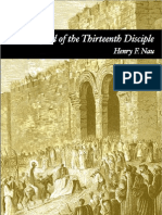 Legend Of The Thirteenth Disciple