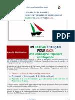 Présentation Campagne Bateau français pour Gaza