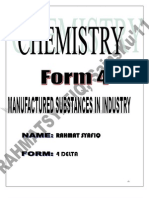 Chemistry Form 4 PDF UPLOAD