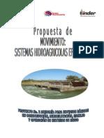 Capitulo IV Propuesta de Movimientos de Sistemas Hidroagricolas Eficientes