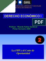 2. FPP y El Costo de ad