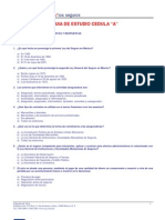 Guía de Estudio Cedula A _