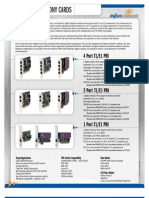 Digital Cards Datasheet