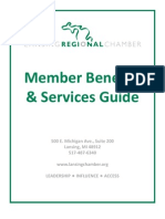 Member Benefits & Services Guide