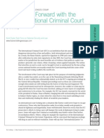 A Way Forward with the International Criminal Court, by Tod Lindberg