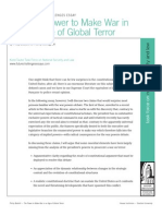 The Power to Make War in an Age of Global Terror, by Philip Bobbitt