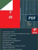 Airtel HR Practices