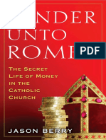 Render Unto Rome by Jason Berry - Excerpt