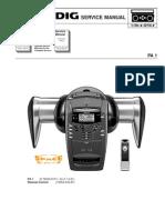 Grundig - System PA-1 - Service Manual