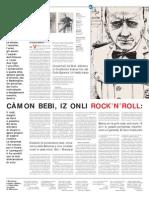 Marco Respinti, «Càmon bebi, iz onli rock'n'roll