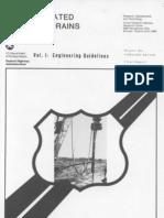 Prefabricated Vertical Drains, Volume 1