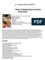 The Complete Book on Beekeeping and Honey Processing(1)