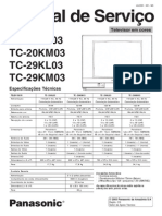 Panasonic - TVC TC-20_29KML03 - Service Manual