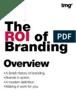 Branding ROI