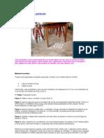 Como Fazer Cimento Queimado