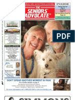 The Seniors' Advocate, April/May 2011