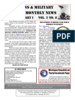 Newsletter June 2011-Part I