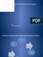 China Online Gaming Industry