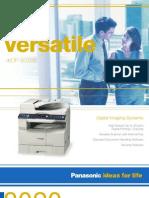 DP 8020E Brochure