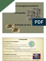 Etnografía y estudio de caso