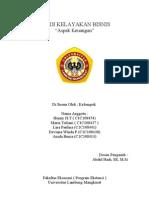 SKB-Aspek keuangan