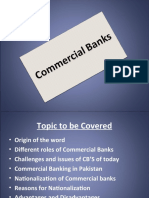 Commrecial Banks