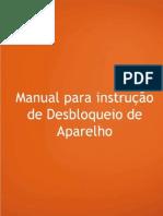 Manual instrução de Desbloqueio de Aparelhos_Fase 1