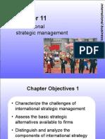 Int.strategic Management