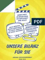 Bilanz der FDP-Fraktion im Berliner Abgeordnetenhaus 2006-2011