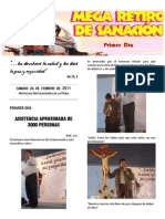 RETIRO DE SANACION HERMANA BLANCA RUIZ 2011-01