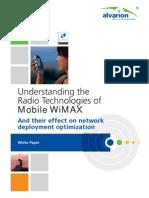 Radio Mobile WiMAX White Paper
