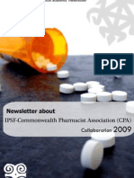 NL#72 IPSF-CPA Collaboratio 2009