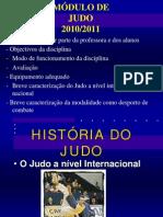A história do Judo
